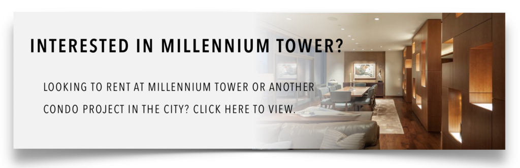 Millennium Tower Rent